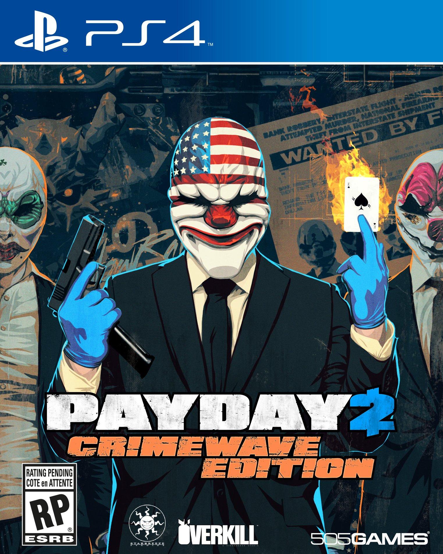 payday 2 dlc