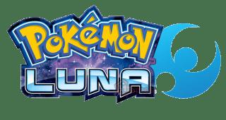 Pokémon Luna (Logo)