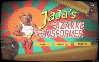 super jaja's bizzare trasform