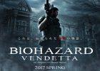 Resident Evil: Vendetta! Nuovo film in CG mostarto in un trailer