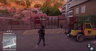 Jeep Giurassica in Watch Dogs 2