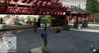Rainbow Six Siege in Watch Dogs 2 Chinatown